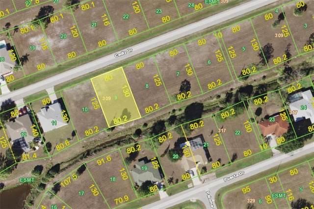 25221 Cadiz Drive, Punta Gorda, FL 33955 (MLS #A4471133) :: Team Borham at Keller Williams Realty