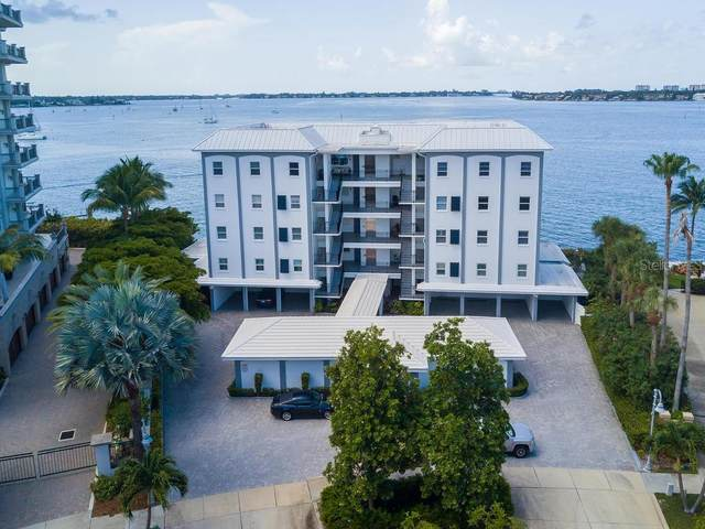 400 Golden Gate Point #21, Sarasota, FL 34236 (MLS #A4471180) :: Carmena and Associates Realty Group