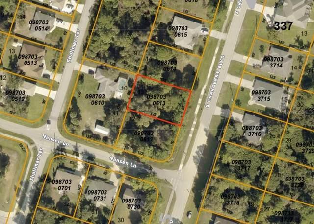 S Cranberry Boulevard, North Port, FL 34286 (MLS #A4471205) :: Team Bohannon Keller Williams, Tampa Properties