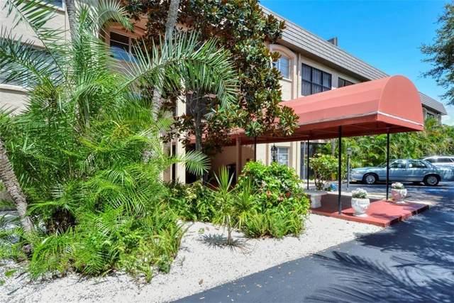 3700 S Osprey Avenue #109, Sarasota, FL 34239 (MLS #A4471208) :: Team Buky