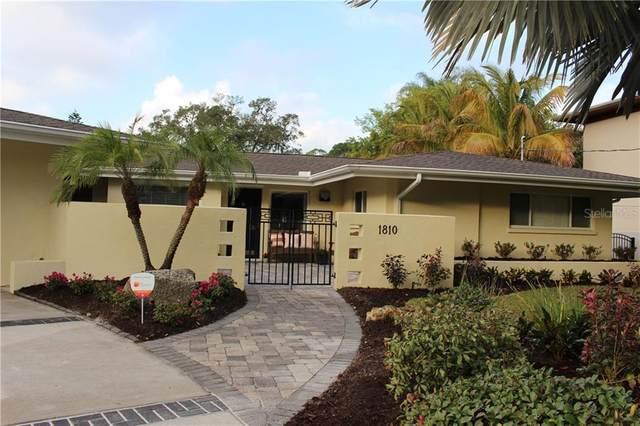 1810 N Lake Shore Drive, Sarasota, FL 34231 (MLS #A4471239) :: The A Team of Charles Rutenberg Realty