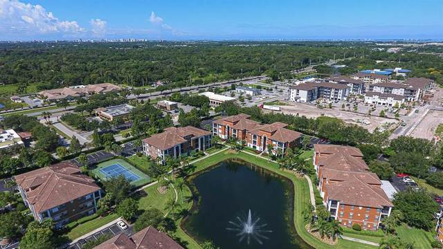 8377 38TH STREET Circle E #302, Sarasota, FL 34243 (MLS #A4471287) :: Keller Williams Realty Peace River Partners