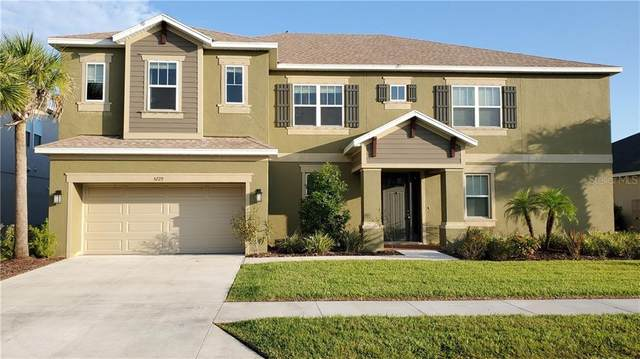 5729 Hydrangea Circle, Sarasota, FL 34238 (MLS #A4471291) :: Griffin Group