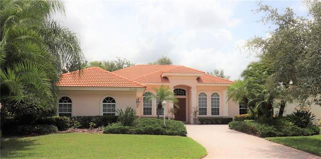 8135 Championship Court, Lakewood Ranch, FL 34202 (MLS #A4471328) :: Gate Arty & the Group - Keller Williams Realty Smart