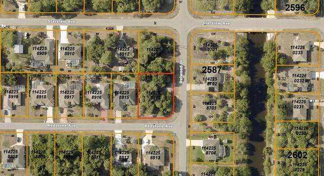 Delwood Drive, North Port, FL 34288 (MLS #A4471398) :: Griffin Group