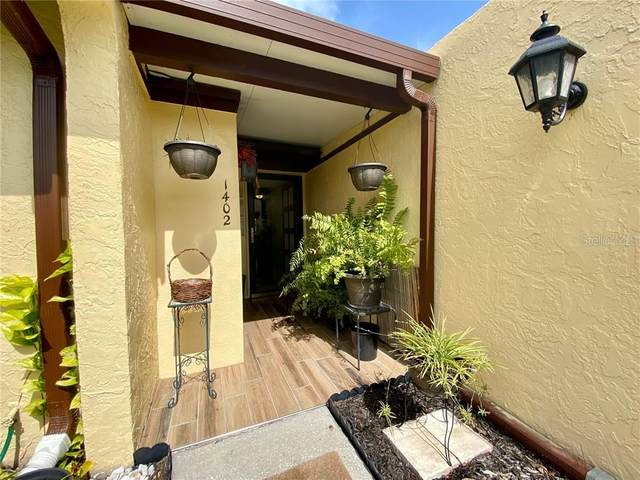 1402 56TH Street W #1402, Bradenton, FL 34209 (MLS #A4471451) :: Florida Real Estate Sellers at Keller Williams Realty