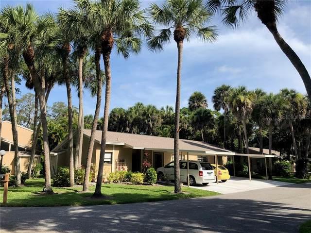 4705 Village Gardens Drive #63, Sarasota, FL 34234 (MLS #A4471488) :: Pepine Realty