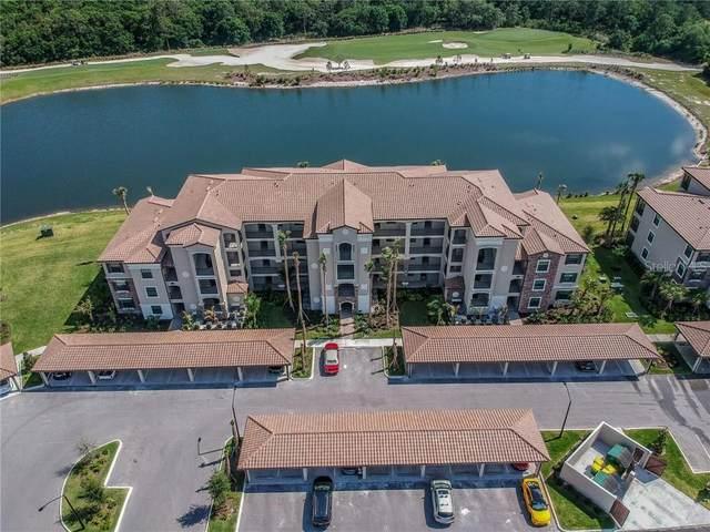 16804 Vardon Terrace #104, Bradenton, FL 34211 (MLS #A4471545) :: Burwell Real Estate