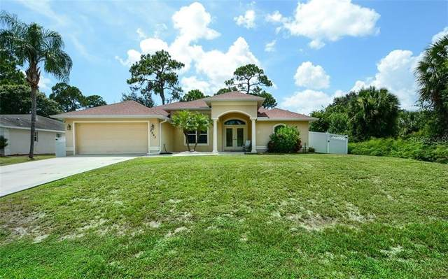 2093 Topsy Terrace, North Port, FL 34286 (MLS #A4471575) :: Rabell Realty Group