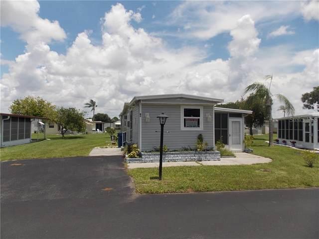 5316 53RD Avenue E B6, Bradenton, FL 34203 (MLS #A4471626) :: Homepride Realty Services