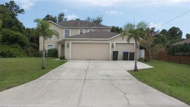 2797 Gaspar Avenue, North Port, FL 34288 (MLS #A4471640) :: Medway Realty