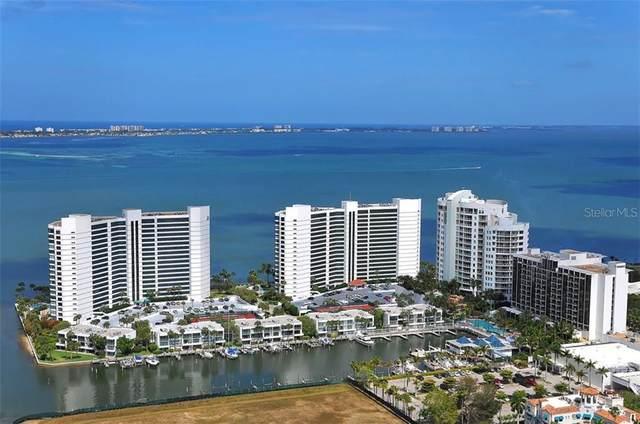 988 Blvd Of The Arts #111, Sarasota, FL 34236 (MLS #A4471647) :: Keller Williams on the Water/Sarasota