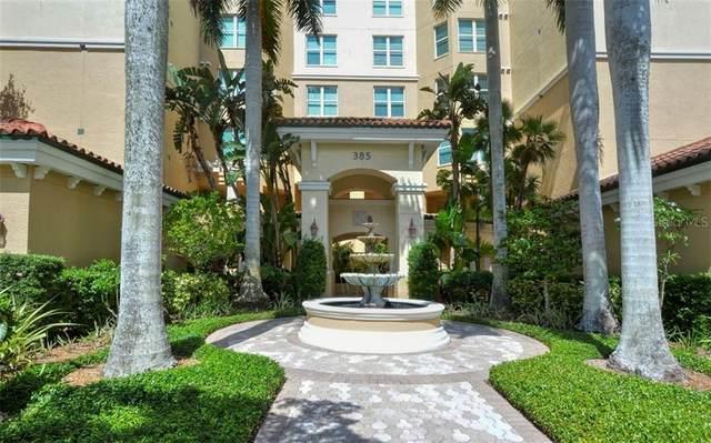 385 N Point Rd #402, Osprey, FL 34229 (MLS #A4471656) :: Your Florida House Team