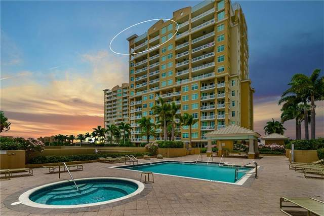 140 Riviera Dunes Way #1503, Palmetto, FL 34221 (MLS #A4471685) :: Keller Williams Realty Peace River Partners