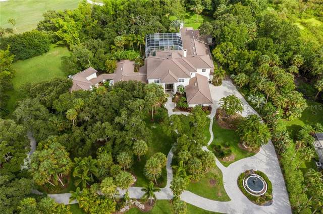 2727 Dick Wilson Drive, Sarasota, FL 34240 (MLS #A4471705) :: Griffin Group