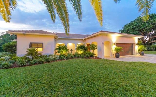 501 Halyard Lane, Longboat Key, FL 34228 (MLS #A4471716) :: Sarasota Home Specialists