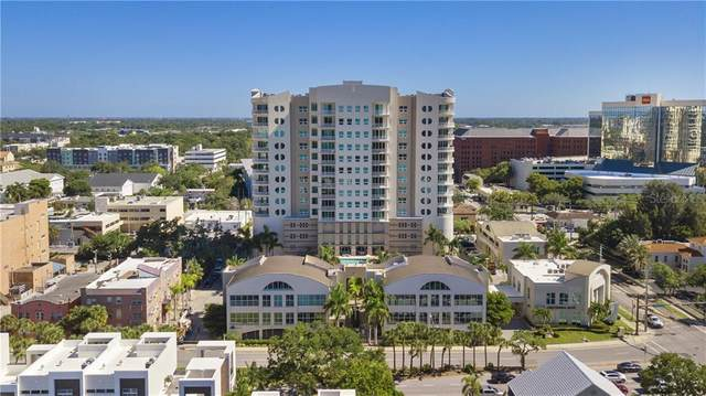 1771 Ringling Boulevard Ph103, Sarasota, FL 34236 (MLS #A4471724) :: Zarghami Group