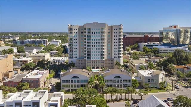 1771 Ringling Boulevard Ph103, Sarasota, FL 34236 (MLS #A4471724) :: The Paxton Group