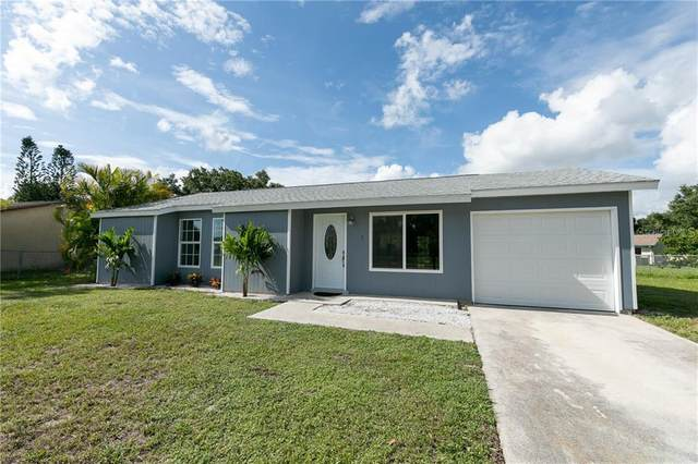 5835 Spearman Circle, North Port, FL 34287 (MLS #A4471841) :: Griffin Group