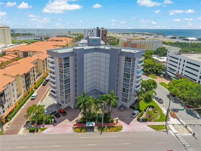 470 3RD Street S #818, St Petersburg, FL 33701 (MLS #A4471924) :: Dalton Wade Real Estate Group