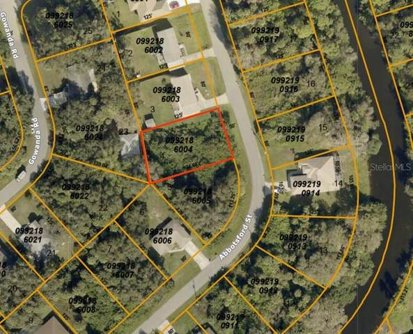 Abbotsford Street, North Port, FL 34287 (MLS #A4471963) :: Alpha Equity Team