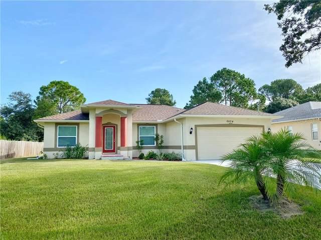 6624 Hornbuckle Boulevard, North Port, FL 34291 (MLS #A4471967) :: The Heidi Schrock Team