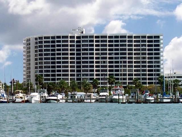 1255 N Gulfstream Avenue #302, Sarasota, FL 34236 (MLS #A4471970) :: Sarasota Home Specialists