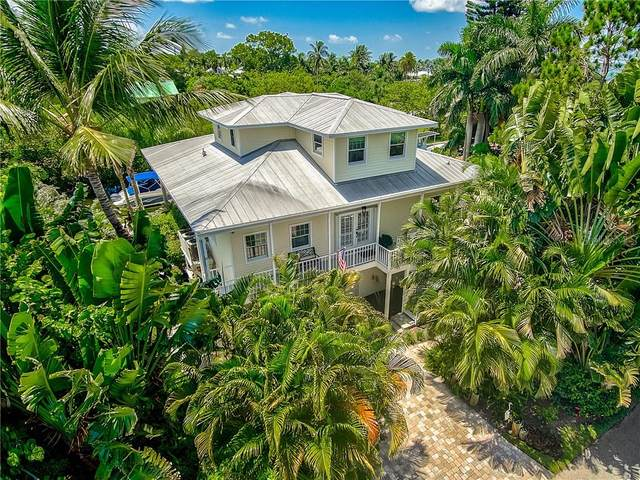 597 Bayview Drive, Longboat Key, FL 34228 (MLS #A4471973) :: Keller Williams Realty Peace River Partners