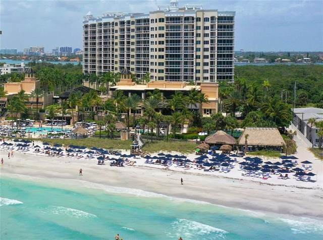 1300 Benjamin Franklin Drive #708, Sarasota, FL 34236 (MLS #A4471978) :: Zarghami Group