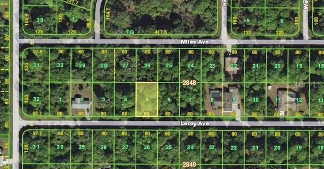 12062 Leroy Avenue, Port Charlotte, FL 33953 (MLS #A4472001) :: Bustamante Real Estate