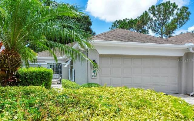 5422 Champagne #84, Sarasota, FL 34235 (MLS #A4472023) :: McConnell and Associates