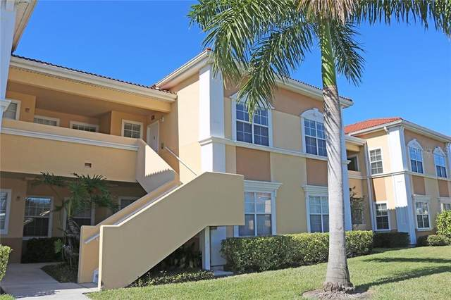1025 Villagio Circle #203, Sarasota, FL 34237 (MLS #A4472074) :: Burwell Real Estate