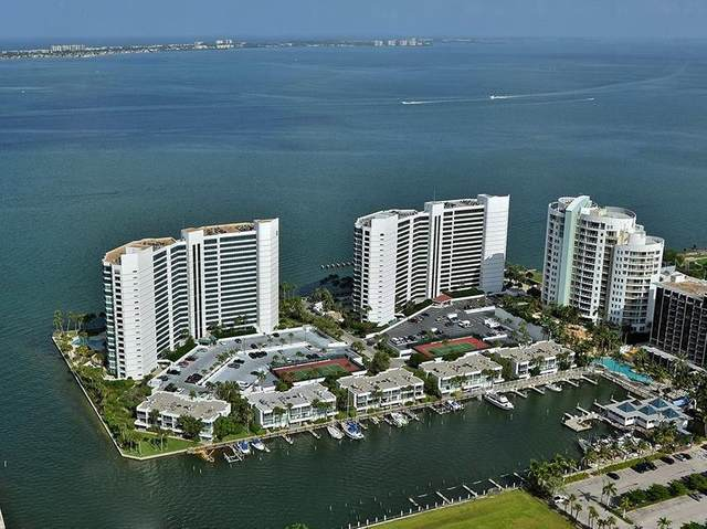 988 Blvd Of The Arts #710, Sarasota, FL 34236 (MLS #A4472127) :: BuySellLiveFlorida.com