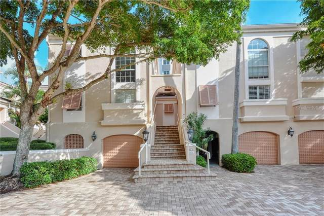 1131 Coquille Street #105, Sarasota, FL 34242 (MLS #A4472179) :: Team Bohannon Keller Williams, Tampa Properties