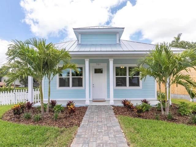 701 21ST Street W, Bradenton, FL 34205 (MLS #A4472191) :: Keller Williams on the Water/Sarasota
