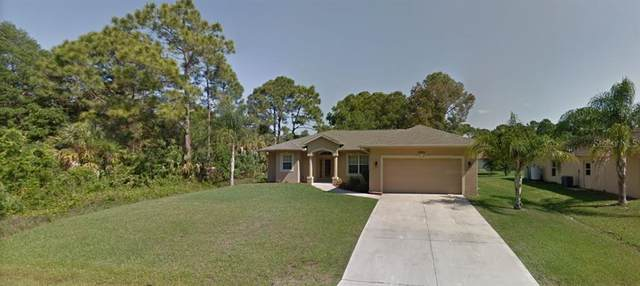 3664 Spinner Avenue, North Port, FL 34286 (MLS #A4472240) :: The Duncan Duo Team