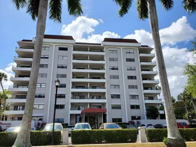 1400 1ST Avenue W #705, Bradenton, FL 34205 (MLS #A4472250) :: Baird Realty Group