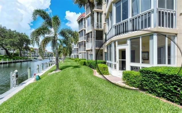 1350 N Portofino Drive T108, Sarasota, FL 34242 (MLS #A4472264) :: GO Realty