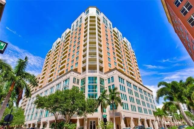 1350 Main Street #1210, Sarasota, FL 34236 (MLS #A4472320) :: Alpha Equity Team
