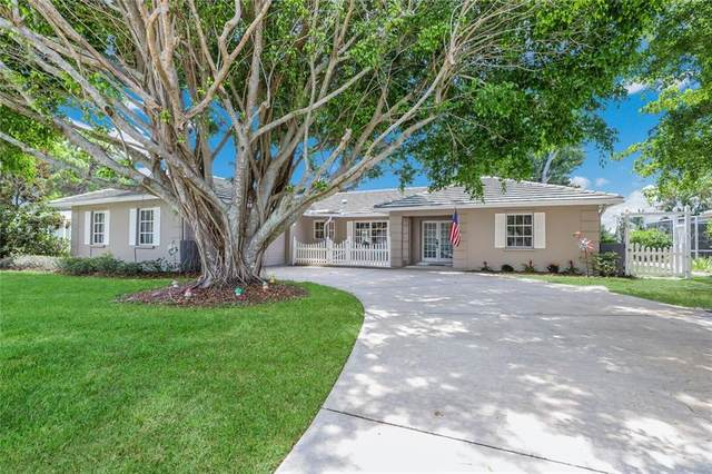 6530 Bowline Drive, Sarasota, FL 34231 (MLS #A4472352) :: Keller Williams on the Water/Sarasota