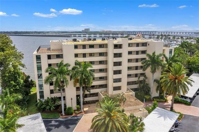 1510 1ST Avenue W #105, Bradenton, FL 34205 (MLS #A4472356) :: Baird Realty Group