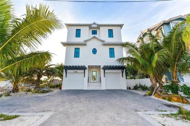 2516 Gulf Drive N, Bradenton Beach, FL 34217 (MLS #A4472438) :: Team Buky