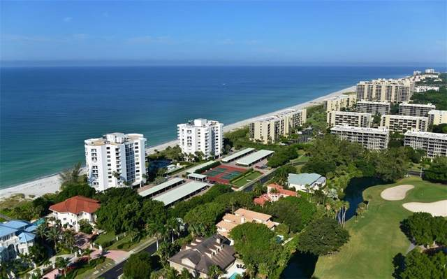 1050 Longboat Club Road #905, Longboat Key, FL 34228 (MLS #A4472505) :: The Light Team