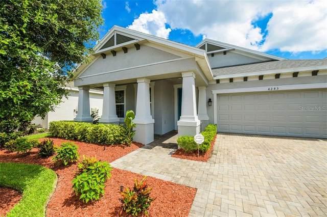 4243 Adelaar Drive, Sarasota, FL 34240 (MLS #A4472514) :: Keller Williams on the Water/Sarasota