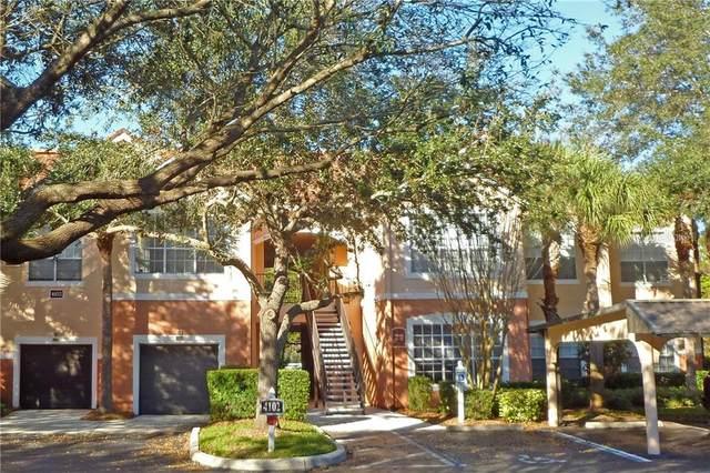 4102 Central Sarasota Parkway #917, Sarasota, FL 34238 (MLS #A4472533) :: McConnell and Associates