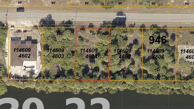 1146094604 Germany Avenue, North Port, FL 34288 (MLS #A4472562) :: The Duncan Duo Team