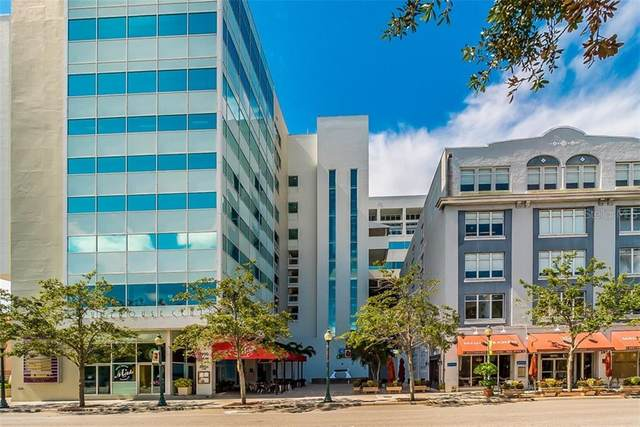 1990 Main Street #15, Sarasota, FL 34236 (MLS #A4473004) :: Team Bohannon Keller Williams, Tampa Properties