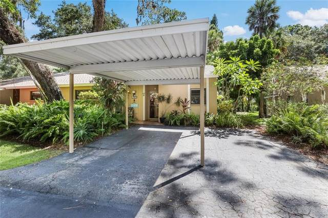 4958 Village Gardens Drive #144, Sarasota, FL 34234 (MLS #A4473068) :: Griffin Group