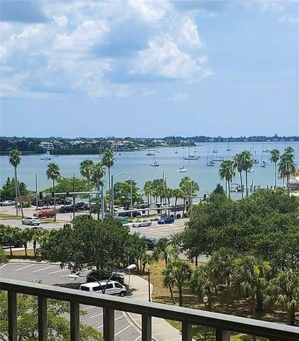 101 S Gulfstream Avenue 7G, Sarasota, FL 34236 (MLS #A4473195) :: Realty One Group Skyline / The Rose Team