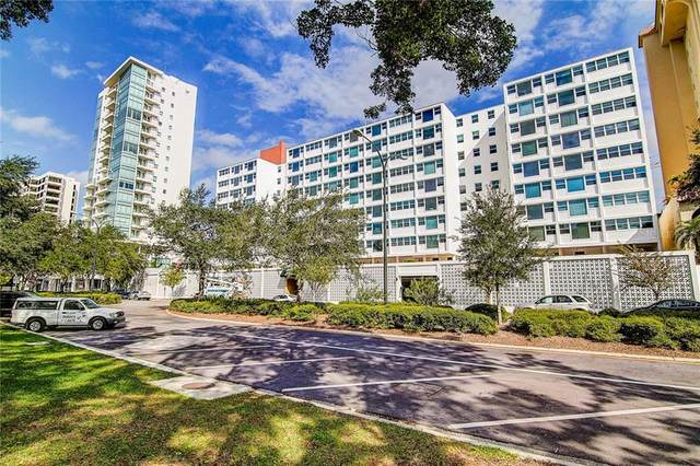 33 S Gulfstream Avenue #408, Sarasota, FL 34236 (MLS #A4473338) :: Alpha Equity Team